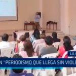 """La Libertad: Concurse en """"Periodismo que llega sin violencia"""""""