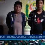 """Trujillo Desarticulan a """"Los Cogoteros de El Porvenir"""""""