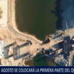 Piura: En agosto se colocará la primera parte del quinto puente