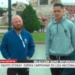 Equipo Etoway  espera campeonas en Liga Nacional