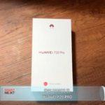 Evaluamos el Huawei P20 Pro