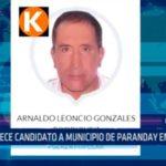 La Libertad: Fallece candidato a municipio de Paranday en Otuzco