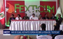 """Chiclayo: Más de 50 mil visitantes espera recibir la feria del """"Fexticum"""""""