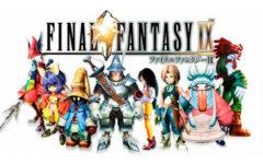"""Se lanza """"Final Fantasy IX"""""""
