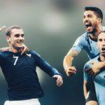 Uruguay-Francia, el duelo por cuartos de final