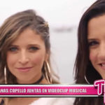 Hermanas Copello juntas en videoclip musical