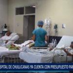 Piura: Hospital de Chulucanas ya cuenta con presupuesto para expediente técnico