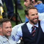 Inglaterra supera una tanda de penales por primera vez en el Mundial