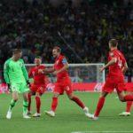 Inglaterra le ganó a Colombia en tanda de penales