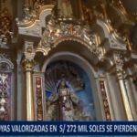 Piura: Joyas valorizadas en 272 mil soles se pierden  en Sechura