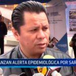 La Libertad: Lanzan alerta epidemiológica por sarampión