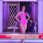 Local: Alicia Montoya Wood es la ganadora del Miss Teen Model Internacional 2018