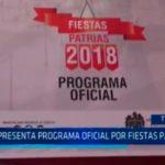 MPT presenta programa oficial por fiesta patrias