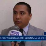 Mujer fue violentada por Serenazgo de Víctor Larco