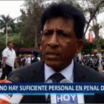 """Piura: No hay suficiente personal en Penal """"Ex río seco"""""""
