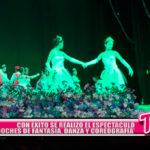 """La agrupación Orígenes presentó """"Noches de fantasía, danza y coreografía"""""""