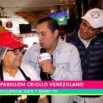 Rico y Baratito: Pabellón criollo venezolano