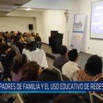 Chiclayo: Padres de familia y el uso educativo de redes sociales