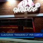 "Trujillo: Clausuran ""Paradero 21"" por cuarta vez"
