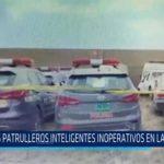 Chiclayo: 16 patrulleros inteligentes inoperativos en Lambayeque