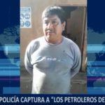 """Piura: Policía captura a """"Los petroleros del norte"""""""