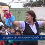 Chiclayo: La alegría de la verdadera vocación de enseñar