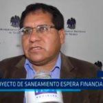 Trujillo: Proyecto de saneamiento espera financiamiento