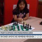 Dayana Pérez la subcampeona de ajedrez  participará en panamericano de Chile