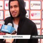 Quinteros celebró ante Deportivo Coopsol