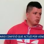 Trujillo: Sicario confesó que actuó por venganza