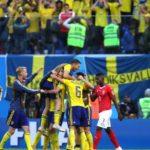 Suecia ganó 1-0 a Suiza en San Petersburgo por octavos de final del Mundial Rusia 2018
