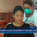 Suspenden clases en jardín 211 dos casos de TBC