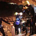 Rescate de los últimos niños atrapados en la cueva de Tailandia