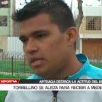 Torbellino se alista para recibir a Medellín