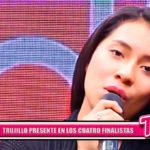 Rosita Cabezas es la trujillana que irá a los cuatro finalistas