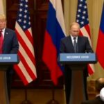 USA: Trump invita a Putin a visitar EE.UU. para una segunda cumbre
