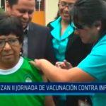 Lanzan II jornada de vacunación contra la influenza