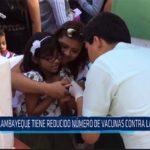 Chiclayo: Lambayeque tiene reducido número de vacunas contra la varicela