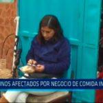 Trujillo: Vecinos afectados por negocio de comida informal