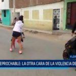 Reprochable: La otra cara de la violencia de género