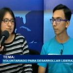 Chiclayo: Voluntariado para desarrollar liderazgo