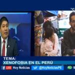 Chiclayo: Xenofobia en el Perú.