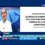 Chiclayo : Mesa de Concertación para la lucha contra la Pobreza.