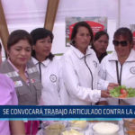 Chiclayo: Se convocará trabajo articulado contra la anemia