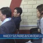 Chiclayo: Marcio y sus padres buscan dejar la cárcel