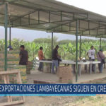 Chiclayo: Exportaciones Lambayecanas siguen en crecimiento