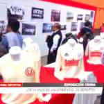 Colectivo Universitario de Trujillo celebra los 94 años del club