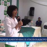 Chiclayo: Proponen aumentar horas de atención en Municipio Chiclayano