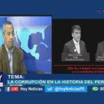 Chiclayo: La corrupción en la historia del Perú.
