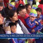 Chiclayo: Hacen falta más de centros de Educación Básica Especial